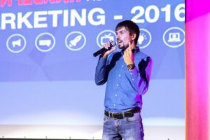 Конференция<br>VIDEO MARKETING CONFERENCE<br>2016